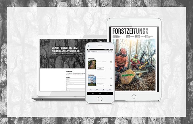 Forstzeitung Gratiszugang Digital