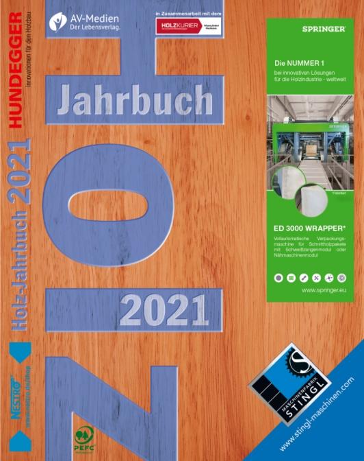 Holz-Jahrbuch 2021