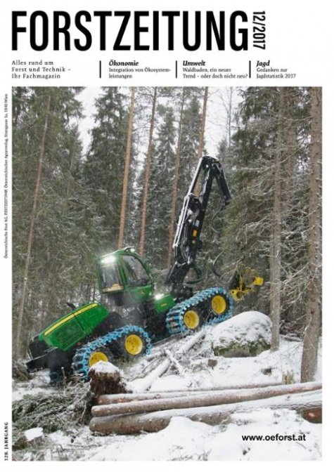 Forstzeitung Digital Nr. 12/2017