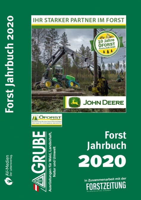 Forst Jahrbuch 2020