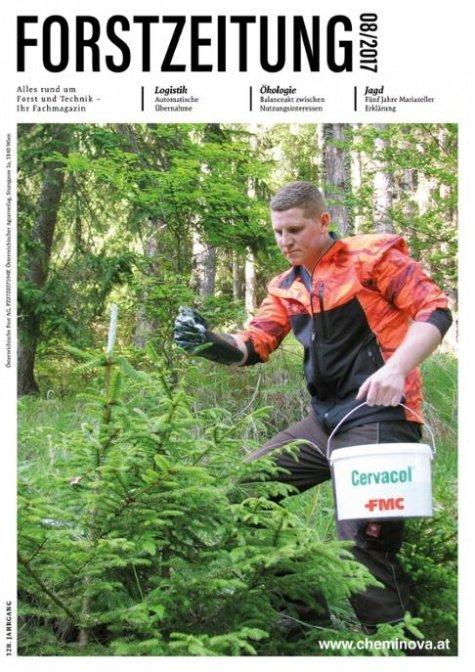 Forstzeitung Digital Nr. 8/2017
