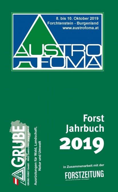 Forst Jahrbuch 2019
