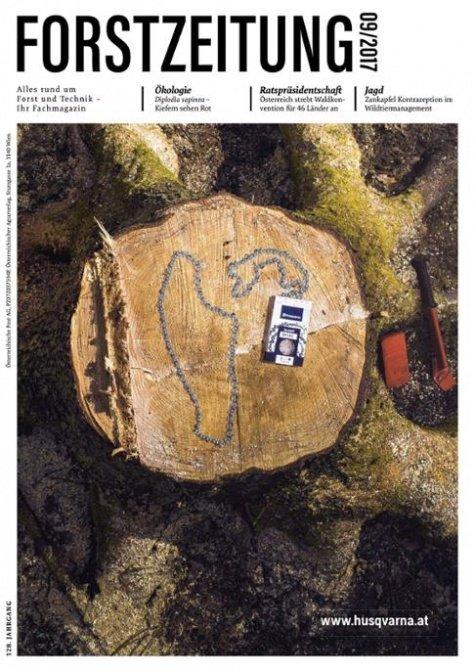 Forstzeitung Digital Nr. 9/2017