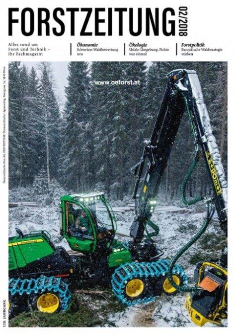 Forstzeitung Digital Nr. 2/2018