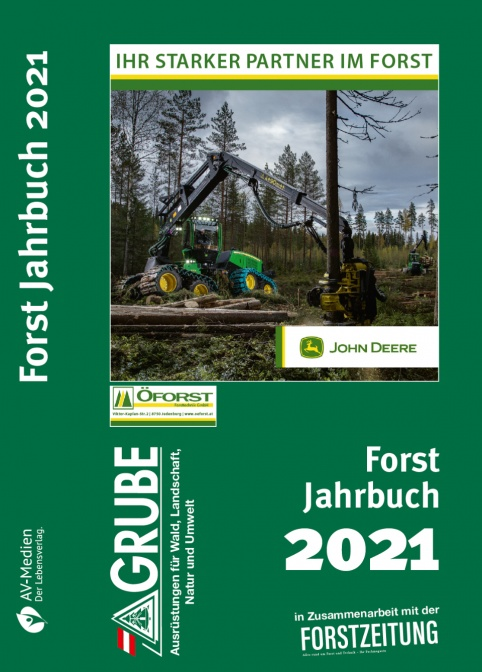 Forst Jahrbuch 2021
