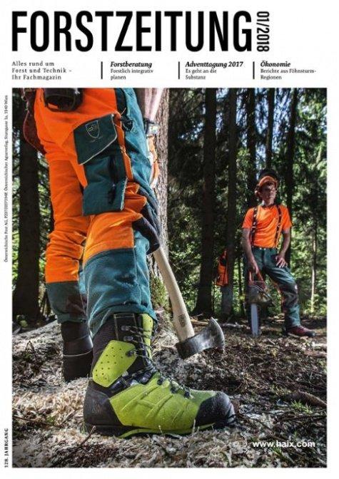 Forstzeitung Digital Nr. 1/2018