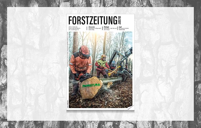 Forstzeitung Probeheft